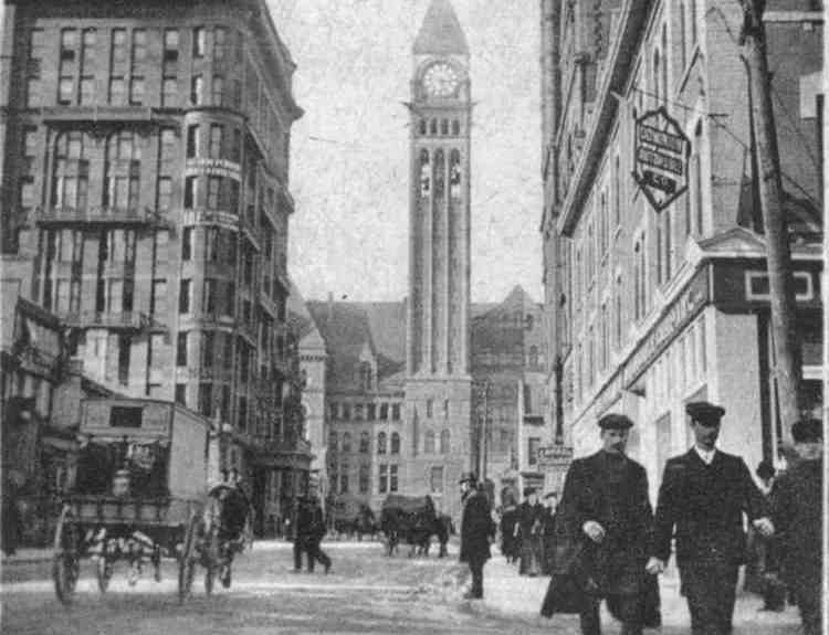 старый Торонто