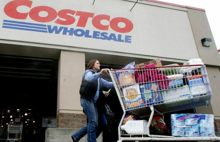 Costco запускает в Канаде доставку