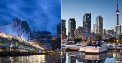 Торонто и Ванкувер