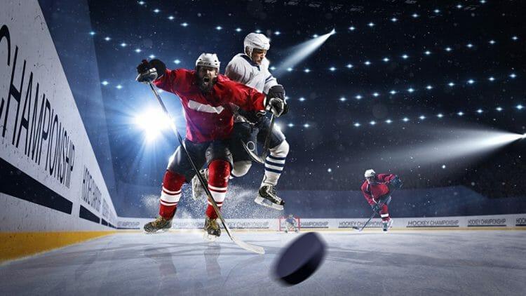 картинка хоккей на льду