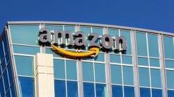 эффект амазона, офис Amazon