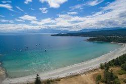 пляж Британской Колумбии