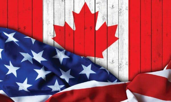 Канада или США