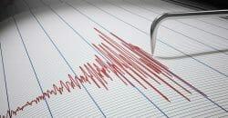 три землетрясения в Канаде