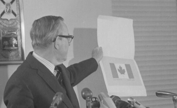 факты о канадском флаге