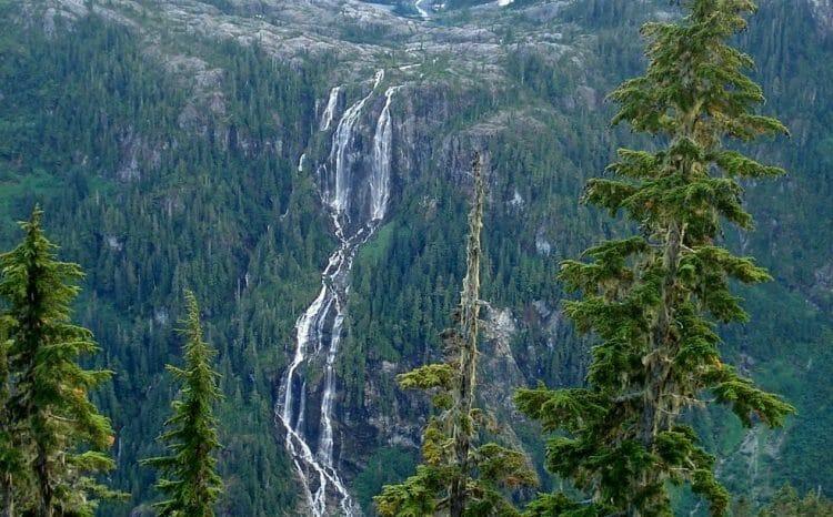 водопад Делла