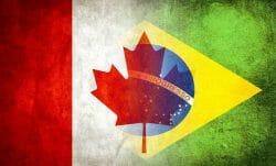 Бразилия и Канада