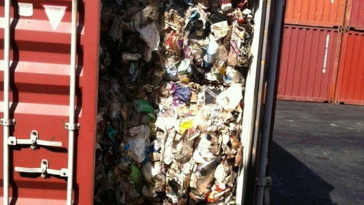 мусор Филиппины