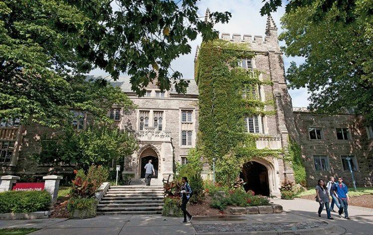 университеты в канаде