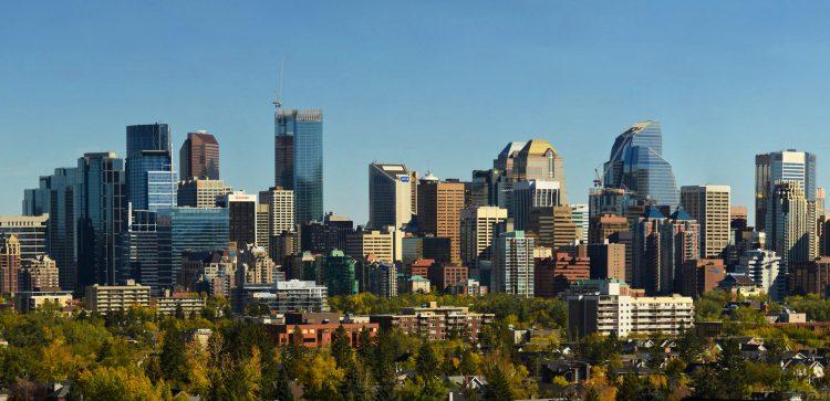 крупные города канады