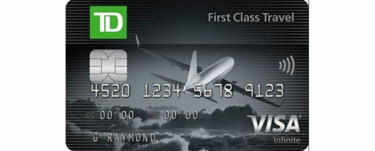 кредитная карта канада