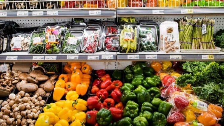 канадский супермаркет