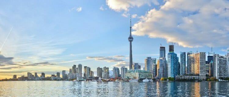 города канады торонто