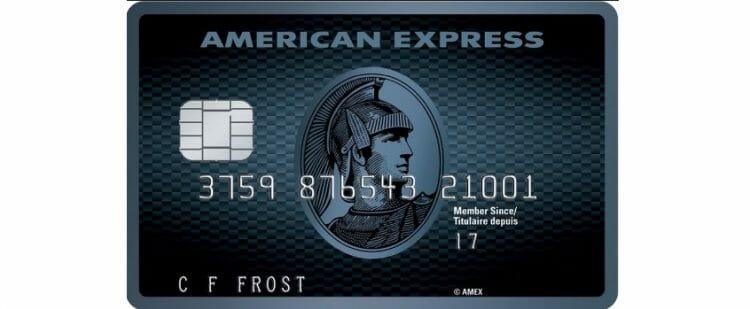 канада кредитные карты
