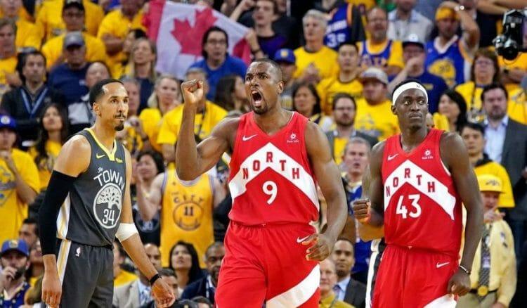 баскетбольная команда торонто