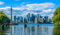 Красота Торонто