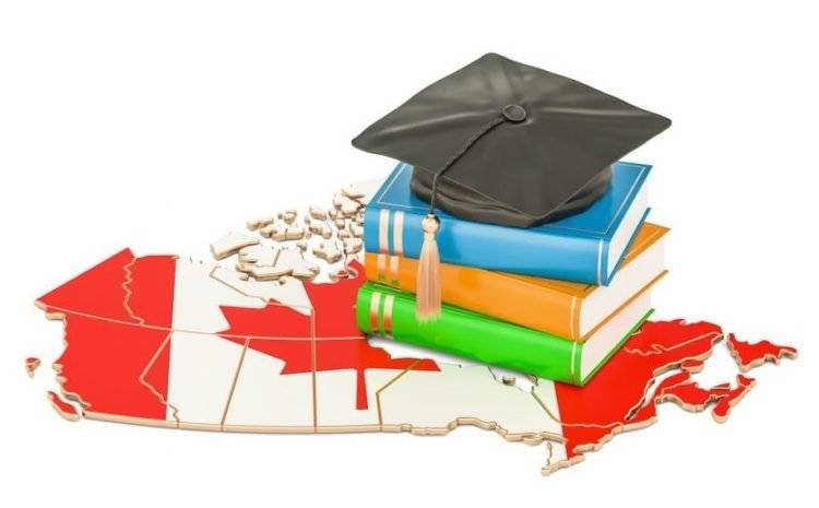 учеба в канаде
