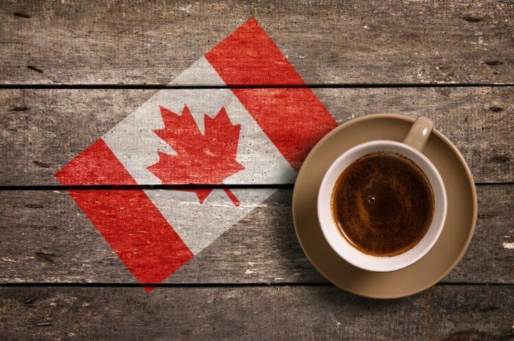 кофе канада