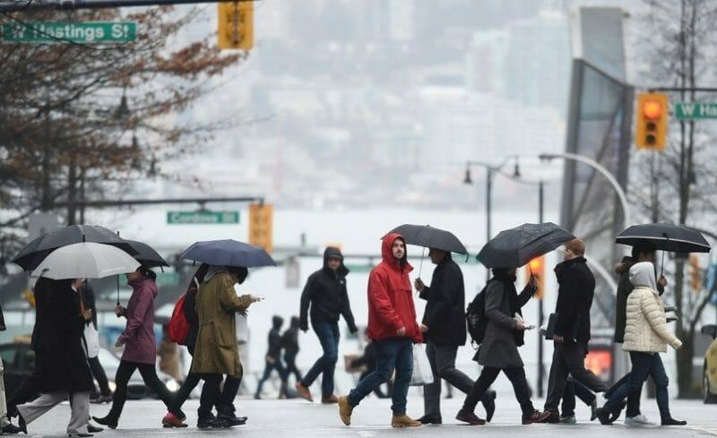 Дождливый Ванкувер