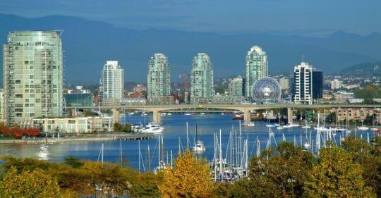 иммиграция в Ванкувер