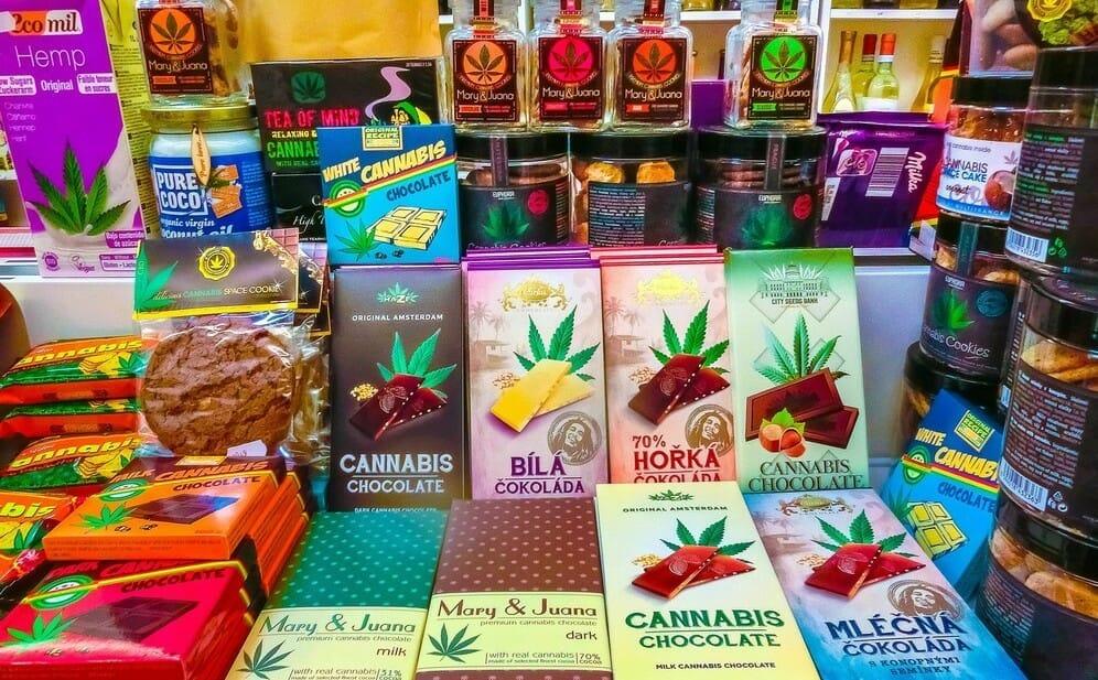 съедобная марихуана