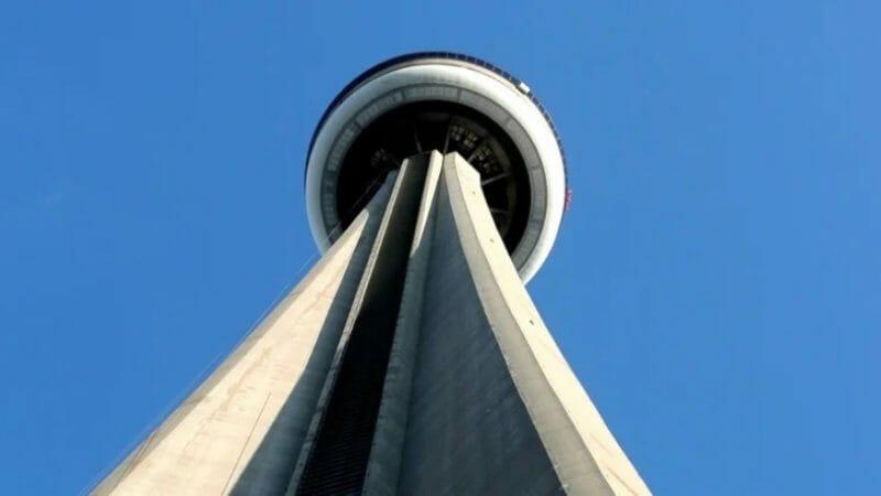 телевизионная башня торонто