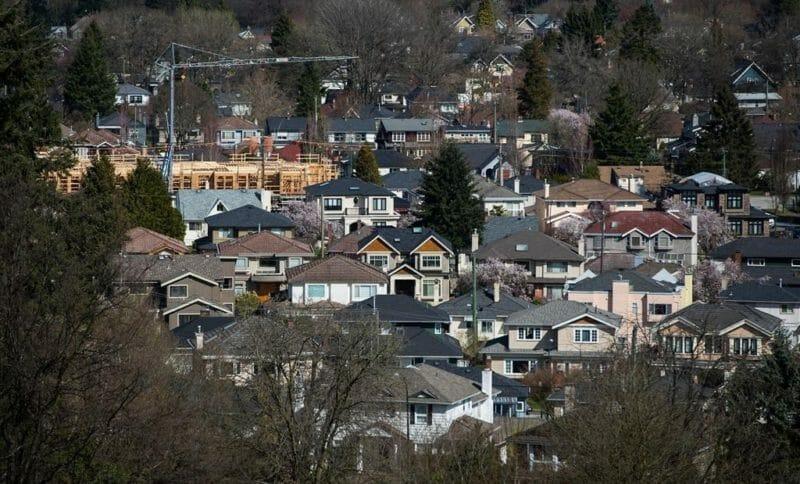 ванкувер налог недвижимость