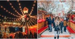 рождественские ярмарки канада