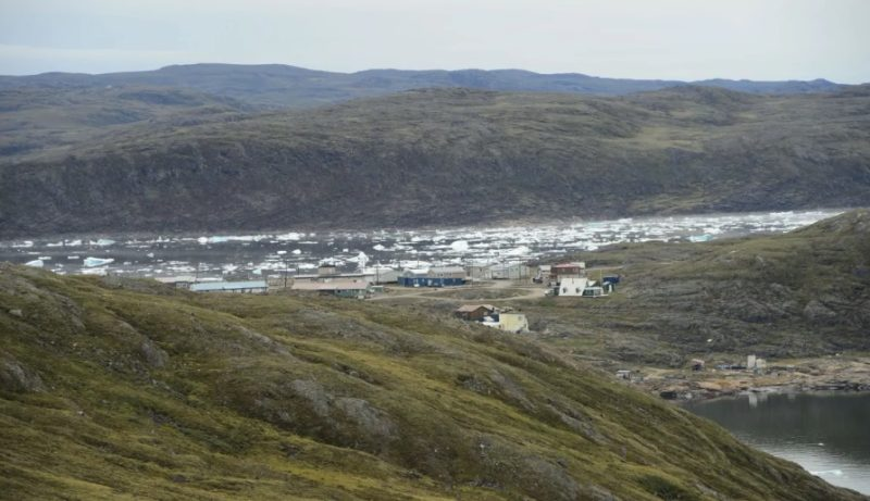арктика тепло