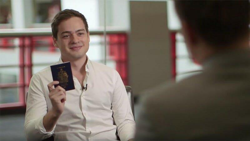 гражданство канады