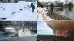 стихийные бедствия 2019