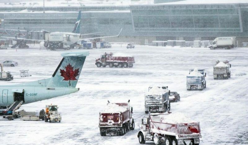канада погода