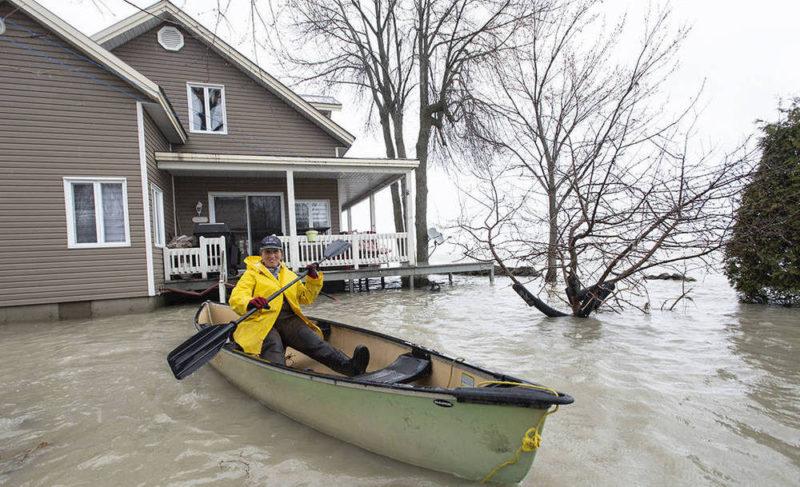 наводнение оттава