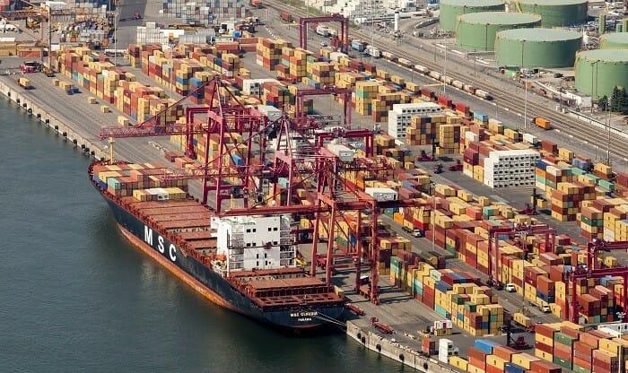 монреаль порт