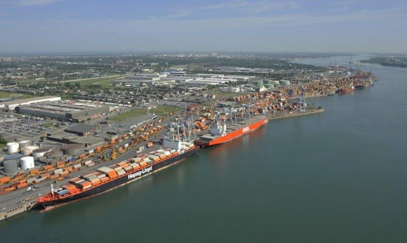 порт монреаль