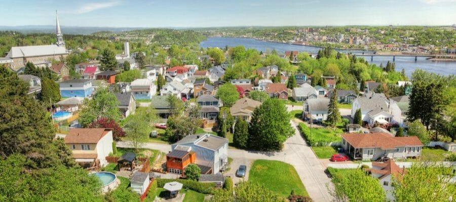 города канады для поиска работы