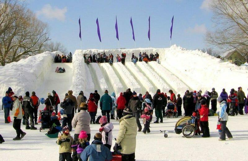 зимний фестиваль канада
