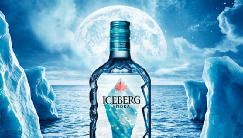 водка из айсберга