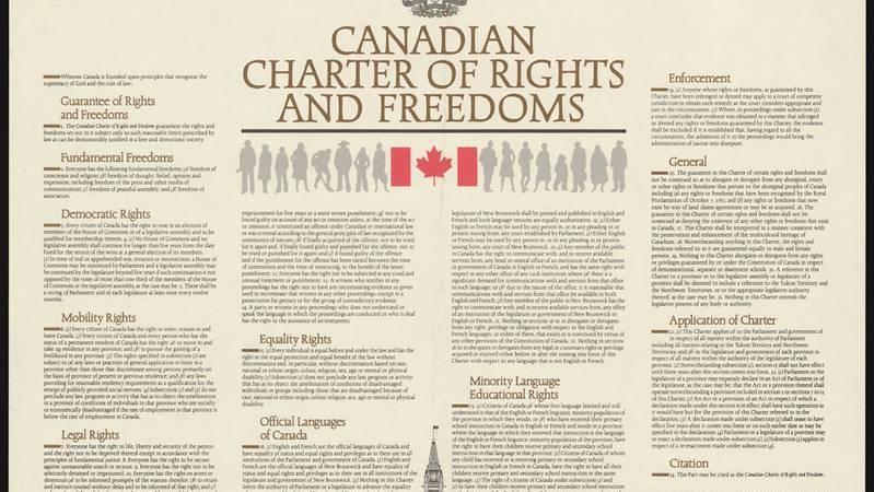 хартия прав и свобод