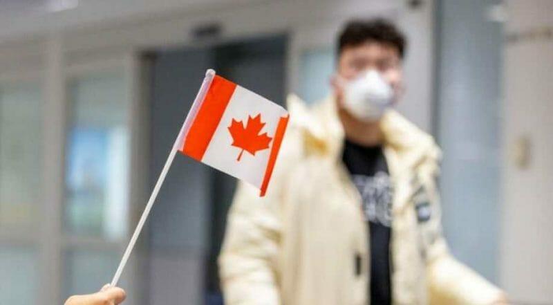 коронавирус канада