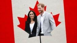 принц гарри меган канада