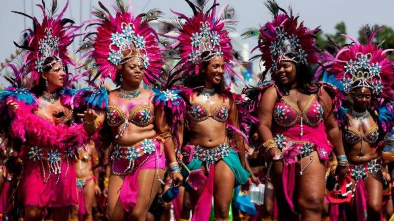 карнавал торонто