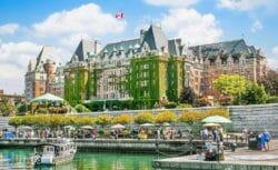 отель виктория канада