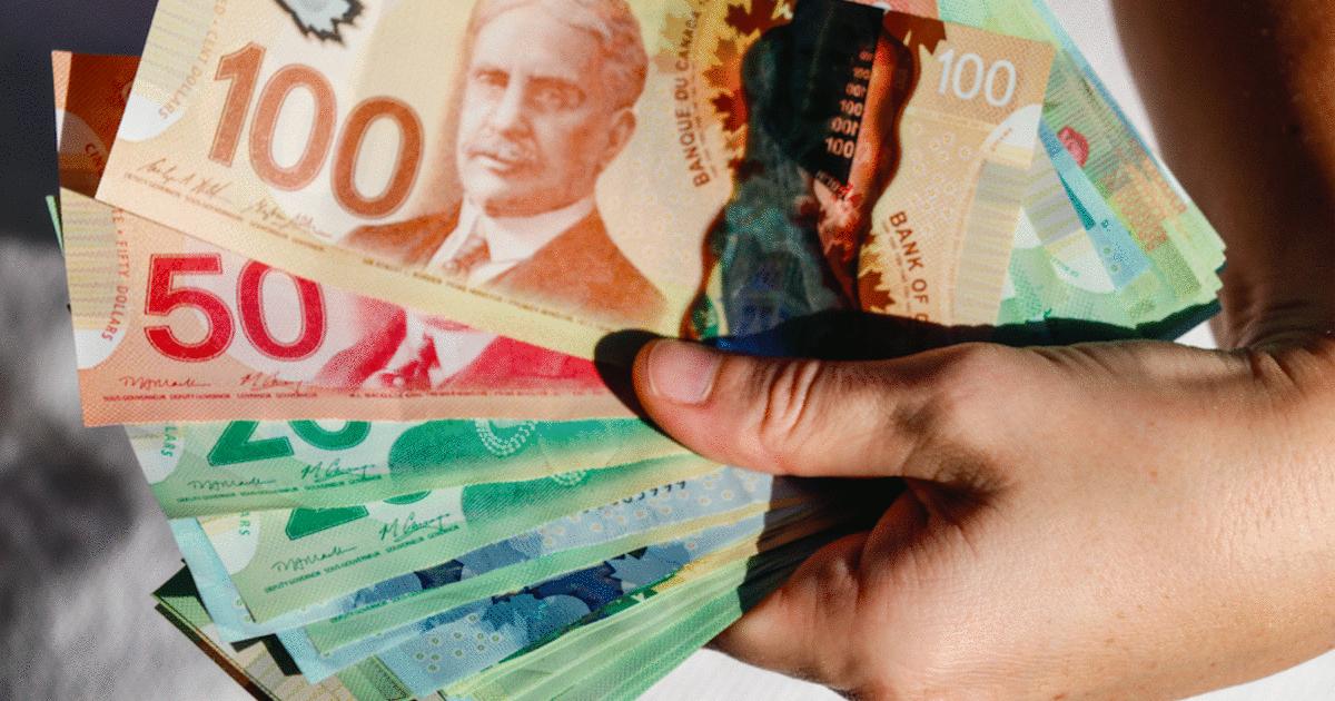 зарплаты канада