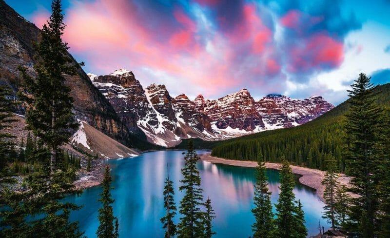канада путешествие