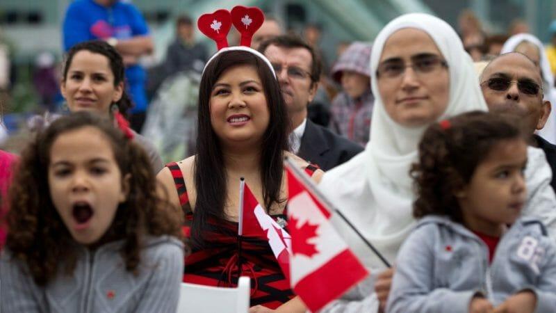 канада иммигранты