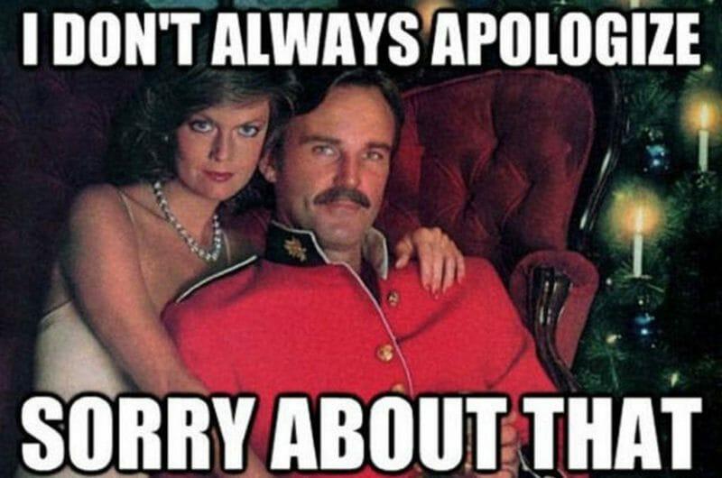 канадцы извиняются