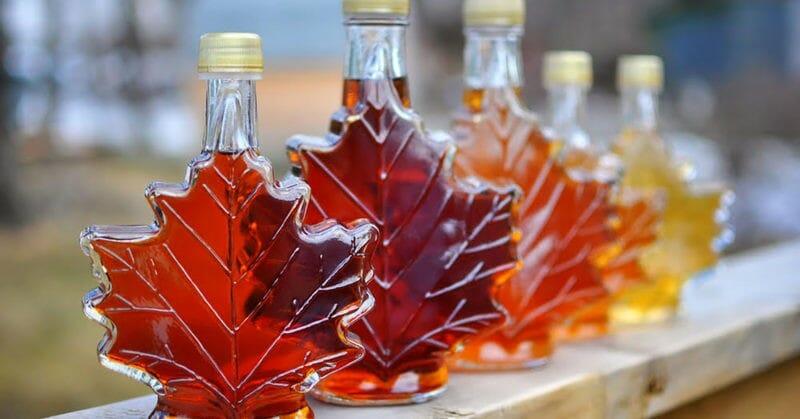 канадские сувениры