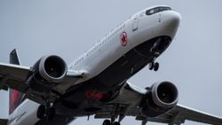 самолет коронавирус