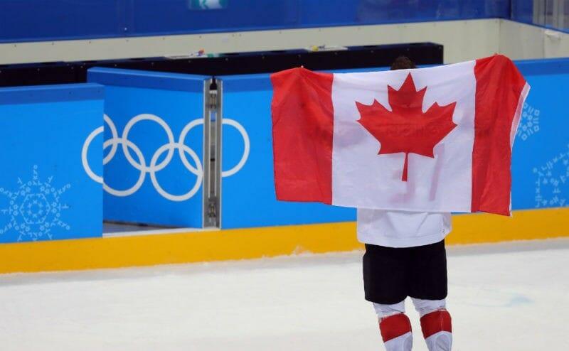 канада олимпиада